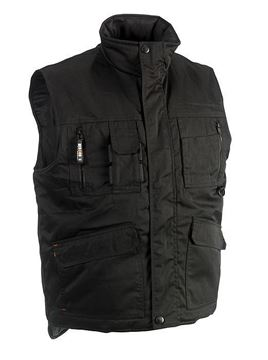 ΓΙΛΕΚΟ ΕΡΓΑΣΙΑΣ HEROCK DONAR BODY WARMER BLACK