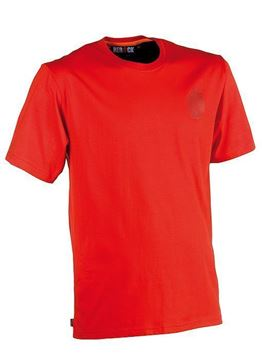 ΒΑΜΒΑΚΕΡΟ ΜΠΛΟΥΖΑΚΙ HEROCK PEGASUS T-SHIRT SHORT SLEEVES RED