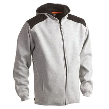 ΖΑΚΕΤΑ ΜΕ ΚΟΥΚΟΥΛΑ HEROCK JUNO HOODED SWEATER HEATHER GREY