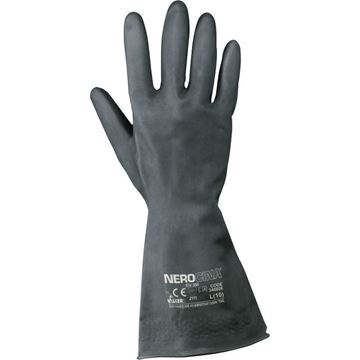 Γάντια LATEX NERO CINA - BOXER LINE