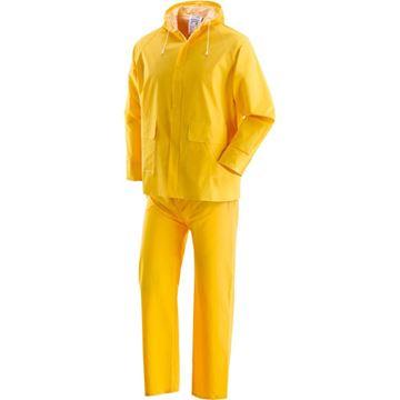 Αδιάβροχο κοστούμι κίτρινο PLUVIO