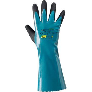 Γάντια νιτριλίου / πολυουρεθάνης DRY TOUCH BOXER LINE