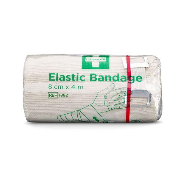Ελαστικός Επίδεσμος Cederroth Elastic Bandage 1882