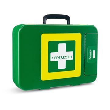 Φορητό φαρμακείο Πρώτων Βοηθειών Cederroth First Aid Kit XL 390103