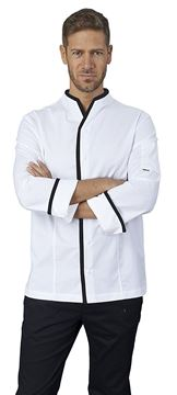 ΣΑΚΑΚΙ ΣΕΦ SIGGI HORECA VICTOR CHEF JACKET BLACK
