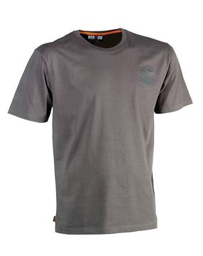 ΒΑΜΒΑΚΕΡΟ ΜΠΛΟΥΖΑΚΙ HEROCK PEGASUS T-SHIRT SHORT SLEEVES GREY