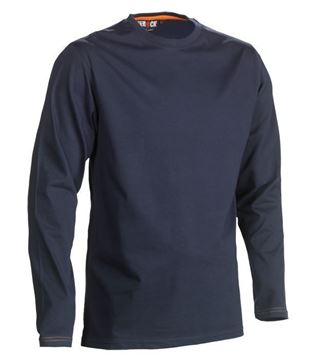 ΒΑΜΒΑΚΕΡΗ ΜΠΛΟΥΖΑ HEROCK NOET T-SHIRT LONG SLEEVES NAVY