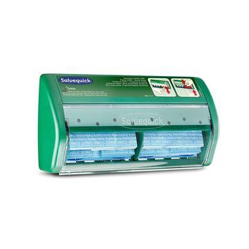 Διανομέας επιθεμάτων Salvequick Plaster Dispenser Blue Detectable 490750