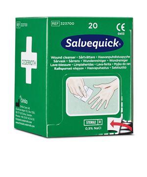 Πανάκια καθαρισμού πληγής Salvequick Wound Cleanser 323700