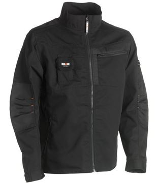 ΜΠΟΥΦΑΝ HEROCK ANZAR JACKET BLACK