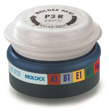 Προσυναρμολογημένα φίλτρα 9730 A1B1E1K1HgP3R MOLDEX