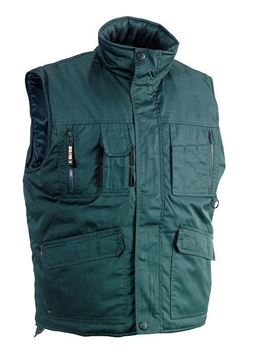 ΓΙΛΕΚΟ ΕΡΓΑΣΙΑΣ HEROCK DONAR BODY WARMER GREEN