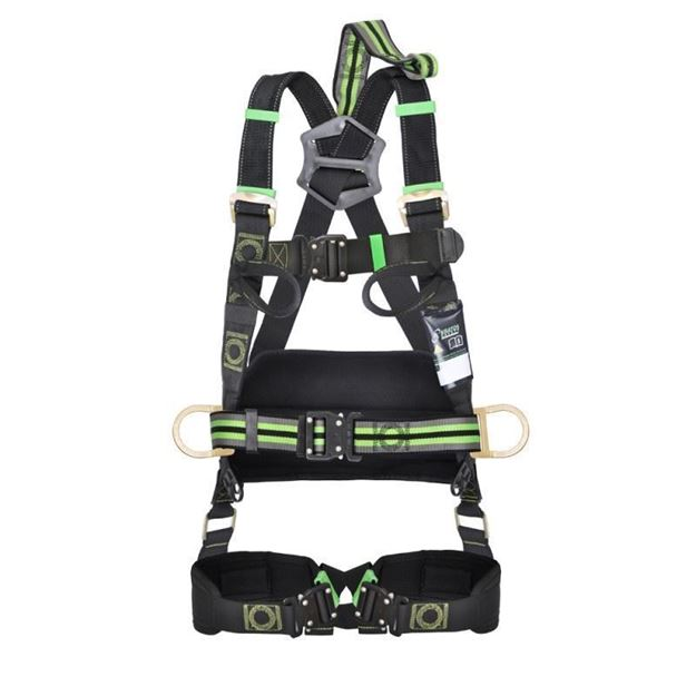 Ζώνη Ασφαλείας KRATOS SAFETY FULL BODY HARNESS L-2XL