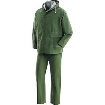 Αδιάβροχο κοστούμι πράσινο PLUVIO