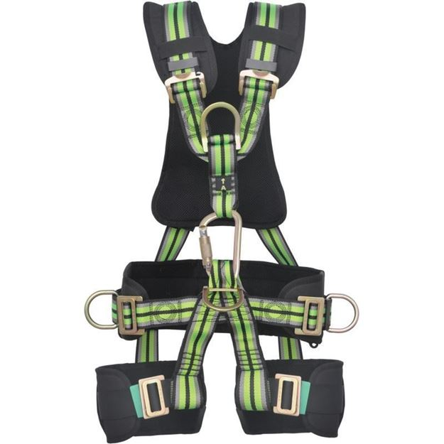 Ζώνη Ασφαλείας KRATOS SAFETY SUSPENSION BODY HARNESS FA1020600