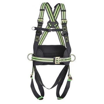 Ζώνη Ασφαλείας KRATOS SAFETY BODY HARNESS FA1020400