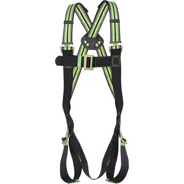 Ζώνη Ασφαλείας KRATOS SAFETY BODY HARNESS FA10108