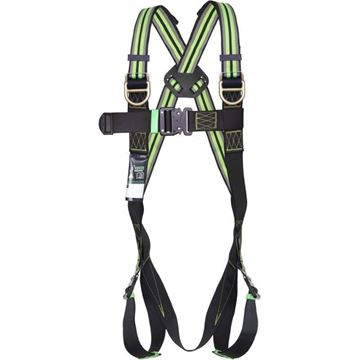 Ζώνη Ασφαλείας KRATOS SAFETY BODY HARNESS FA1011100 S-L