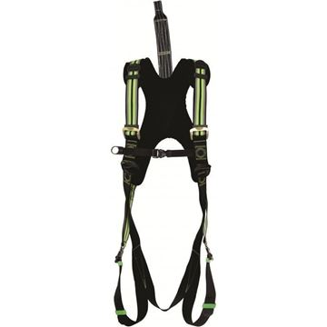 Ζώνη Ασφαλείας KRATOS SAFETY BODY HARNESS FA10104 01