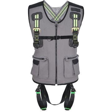 Ζώνη Ασφαλείας και Γιλέκο KRATOS SAFETY FULL BODY HARNESS FA1030100