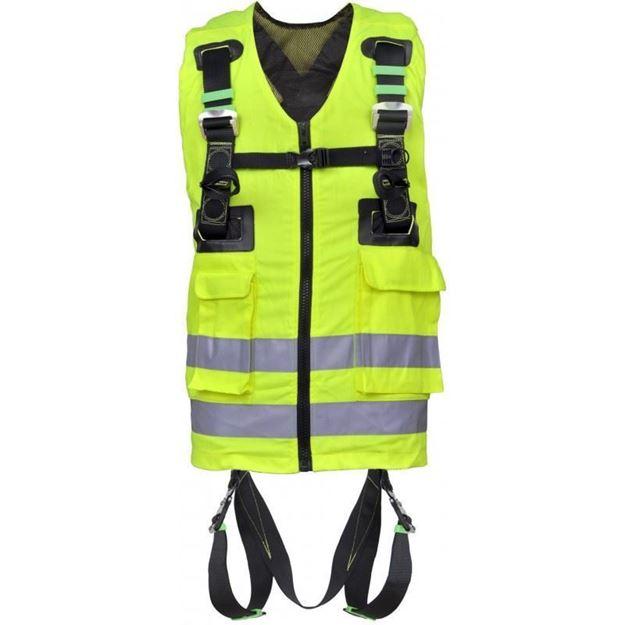 Ζώνη Ασφαλείας & γιλέκο KRATOS SAFETY FULL BODY HARNESS FA1030200