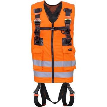 Ζώνη Ασφαλείας και Γιλέκο KRATOS SAFETY FULL BODY HARNESS FA1030300