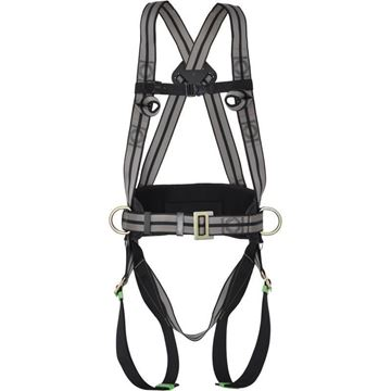 Ζώνη Ασφαλείας KRATOS SAFETY BODY HARNESS FA1020300