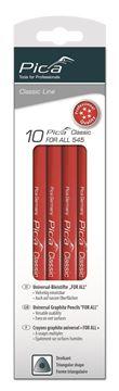 Εικόνα της ΜΟΛΥΒΙ PICA CLASSIC FOR ALL 545 Universal Pensil 23 εκ 10ΤΕΜ