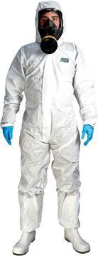Φόρμα προστασίας CHEMSPLASH DELTA 67 COVERALL 2792 WHITE