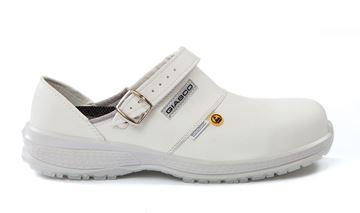 GIASCO HELSINKI SB FO A E παπούτσια ασφαλέιας λευκά