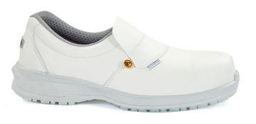 GIASCO POLO S2 παπούτσια ασφαλείας λευκά
