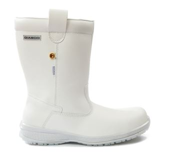 GIASCO ICEBERG S2 CI μπότες ασφαλείας λευκές