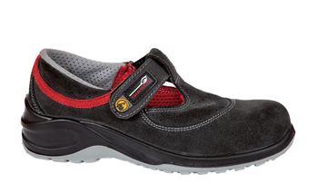 GIASCO TULIP S1P γυναικεία παπούτσια ασφαλείας
