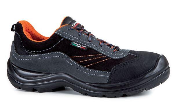 GIASCO FRANKLIN SB FO E P WRU HRO παπούτσια ασφαλείας ηλεκτρολόγων