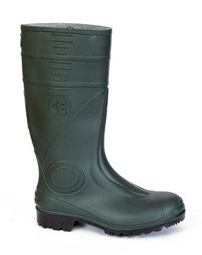 Μπότες ασφαλείας PVC GIASCO MARTE V S5 πράσινες