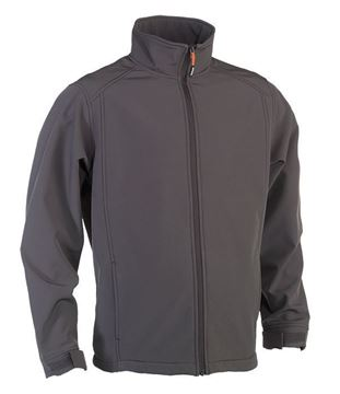 SOFTSHELL HEROCK JULIUS JACKET GREY