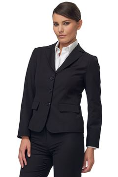 ΣΑΚΑΚΙ ΓΥΝΑΙΚΕΙΟ SIGGI HORECA ALEXA WOMAN JACKET BLACK