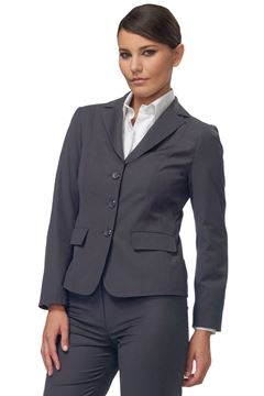 ΣΑΚΑΚΙ ΓΥΝΑΙΚΕΙΟ SIGGI HORECA ALEXA WOMAN JACKET GREY