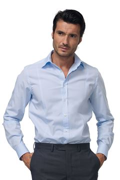 ΠΟΥΚΑΜΙΣΟ ΑΝΔΡΙΚΟ SIGGI HORECA JAMES MEN SHIRT AZURE