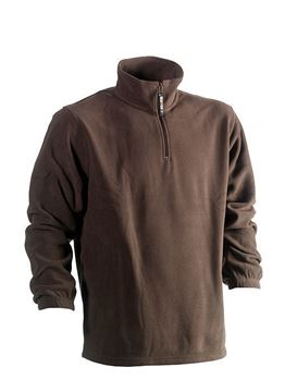 FLEECE HEROCK ANTALIS SWEATER BROWN