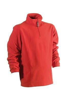FLEECE HEROCK ANTALIS SWEATER RED