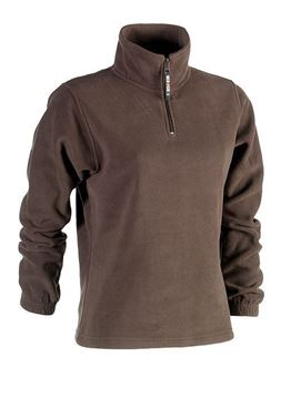FLEECE ΓΥΝΑΙΚΕΙΟ SHEROCK AURORA SWEATER BROWN