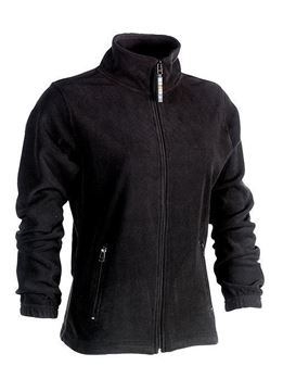 FLEECE ΖΑΚΕΤΑ ΓΥΝΑΙΚΕΙΑ SHEROCK DEVA JACKET BLACK