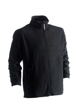 FLEECE ΖΑΚΕΤΑ HEROCK DARIUS JACKET BLACK