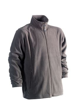 FLEECE ΖΑΚΕΤΑ HEROCK DARIUS JACKET GREY