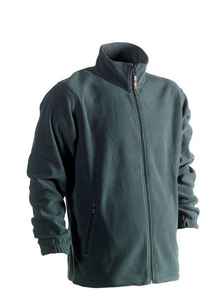 FLEECE ΖΑΚΕΤΑ HEROCK DARIUS JACKET GREEN