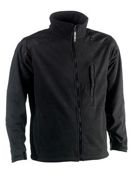 FLEECE ΜΠΟΥΦΑΝ - ΖΑΚΕΤΑ HEROCK MERCURY JACKET BLACK