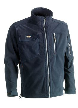 FLEECE ΜΠΟΥΦΑΝ HEROCK ZEUS FLEECE JACKET NAVY