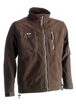 FLEECE ΜΠΟΥΦΑΝ HEROCK ZEUS FLEECE JACKET BROWN