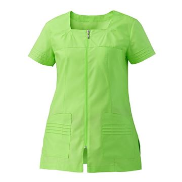 ΓΥΝΑΙΚΕΙΑ ΜΠΛΟΥΖΑ SIGGI HORECA VALERIA LADIES TUNIC GREEN